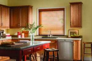Faux Wood Blinds in Dayton